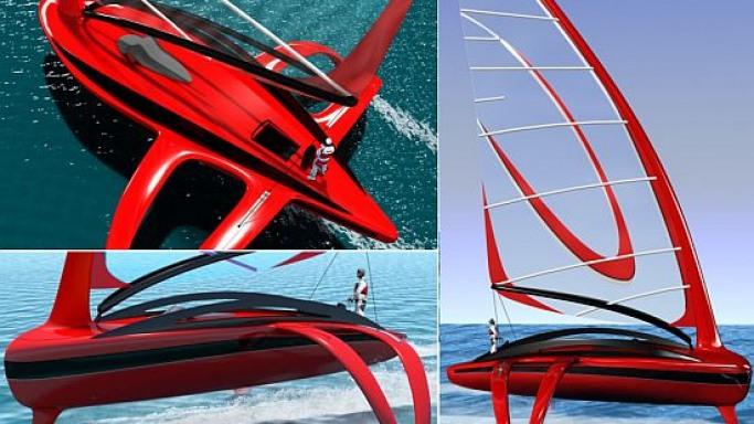 Jet VI awaits to be counted among the world's finest sail boats