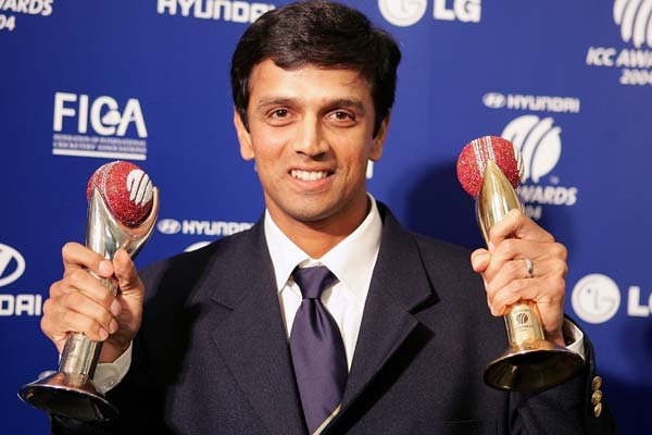 awards and achievements of rahul dravid Former india batsman rahul dravid is being recommended for the this year's rajiv gandhi khel ratna award, india's highest honour for achievement in sports, by the bcci.