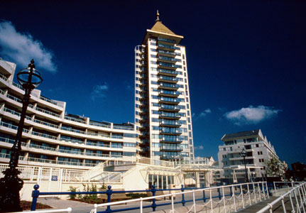 Holland park home for 13th floor augusta tower