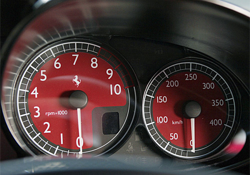 Top Speed of Ferrari Enzo 8