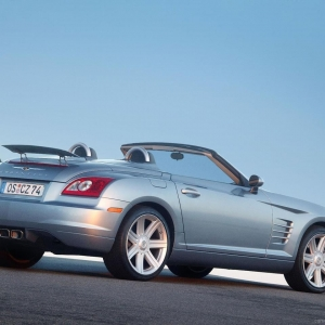 Chrysler Crossfire SRT-6 Exterior