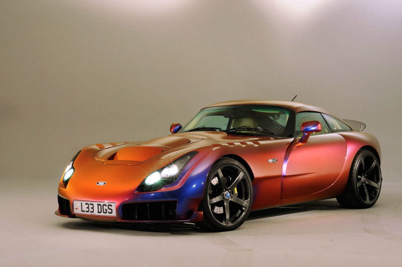 Tvr Sagaris Bornrich Price Features Luxury Factor