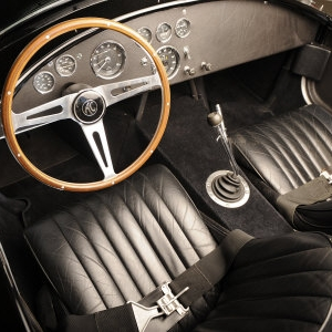 AC Cobra 427 Interior