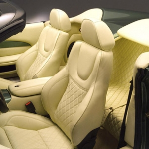 Aston Martin DB7 Interior