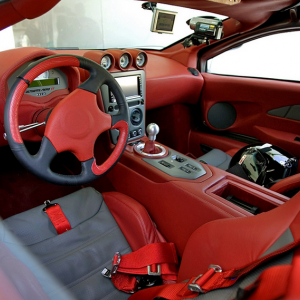 SSC Ultimate Aero TT Interior
