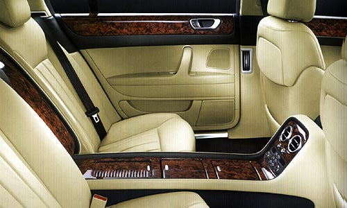 Bentley Continental Flying Spur Interior