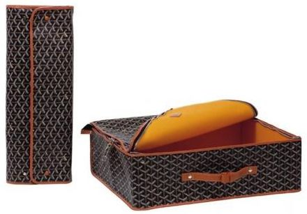 Goyard Folding Suitcase for Shopaholic's