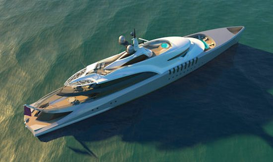 Claydon Reeves presents the 80m Remora superyacht at MYS 2010