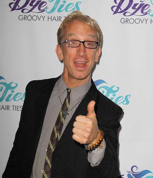 andy dick on the view